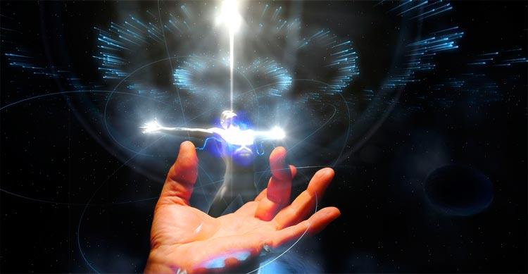 Энергия в пальцах